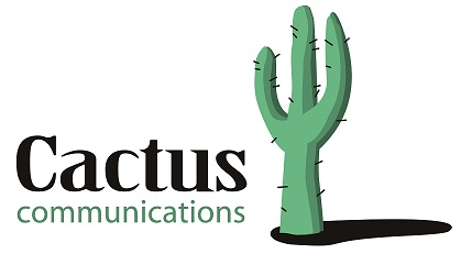 Logo Cactus Communication